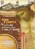 Fede e Carità - XXII giornata mondiale del malato