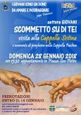 L'AC invita i giovani a visitare la Cappella Sistina
