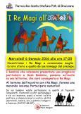 I re magi tornano a Bracciano!