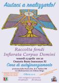 Cena Infiorata Corpus Domini