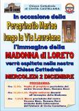 Immagine della Madonna di Loreto